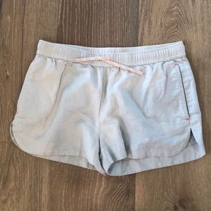 Crewcuts Size Kids 12 Grey Adjustable Shorts